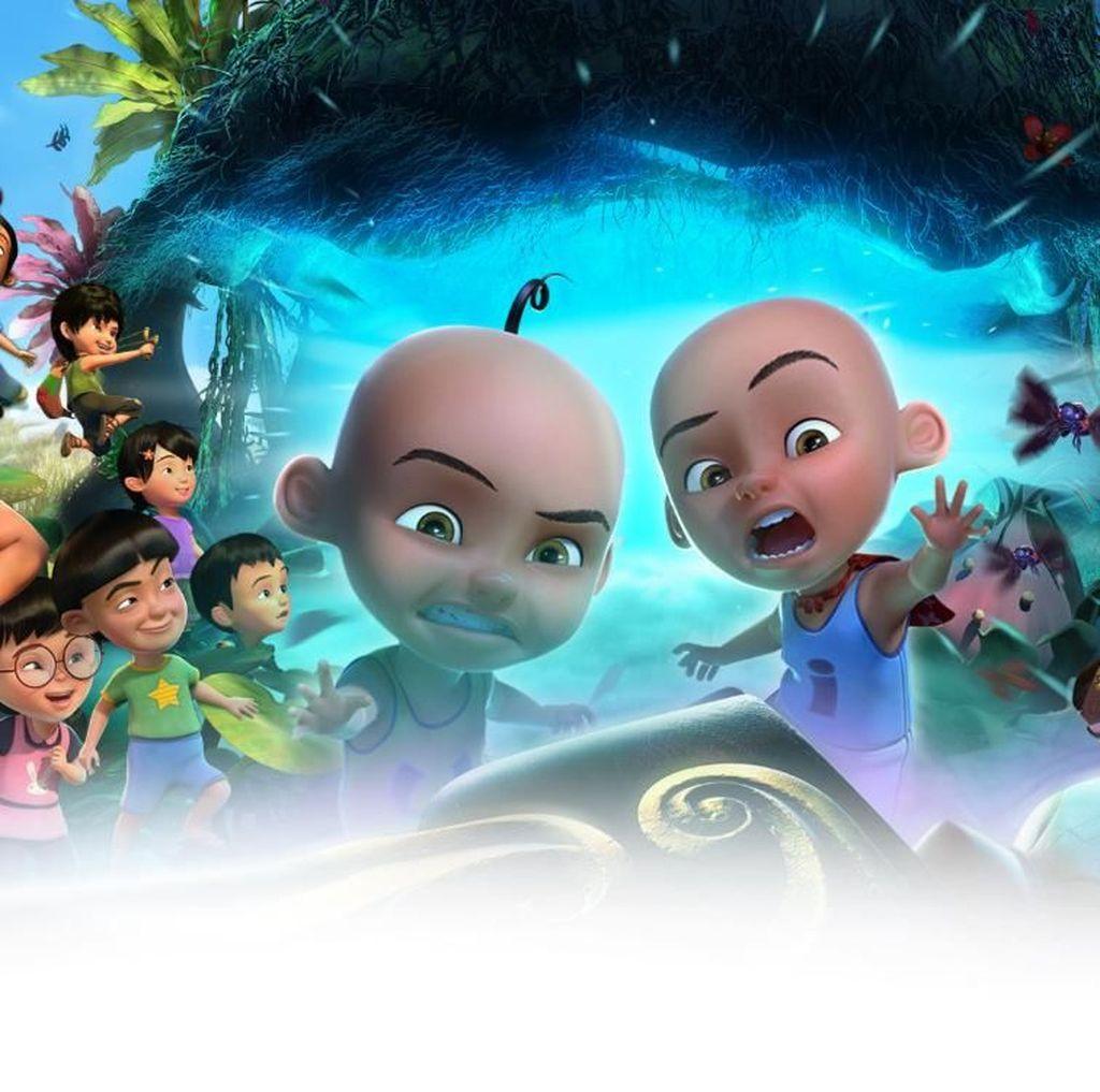 Ada Kisah Malin Kundang dan Bawang Merah di Film Malaysia Upin Ipin The Movie