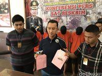 Kasat Reskrim Polres Metro Jakarta Selatan, Kompol Andi Sinjaya Ghalib