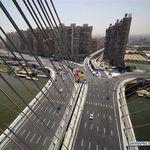 Jembatan Gantung Terluas di Dunia, Habiskan Dana Rp 140 T