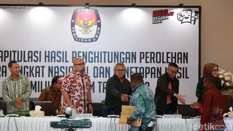KPU akan Rampungkan Rekapitulasi 5 Provinsi dan Kuala Lumpur Besok