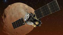 Jepang Siap Luncurkan Misi Antariksa ke Bulannya Mars