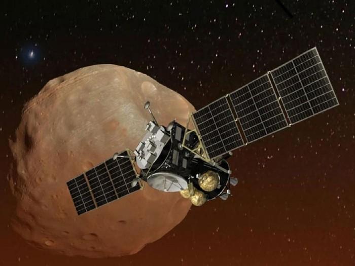 Misi MMX JAXA di Phobos