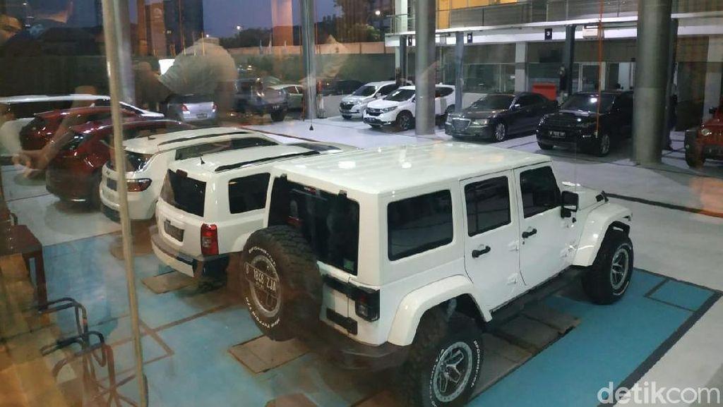 Mobil Jeep Keren Buat Dipakai Mudik