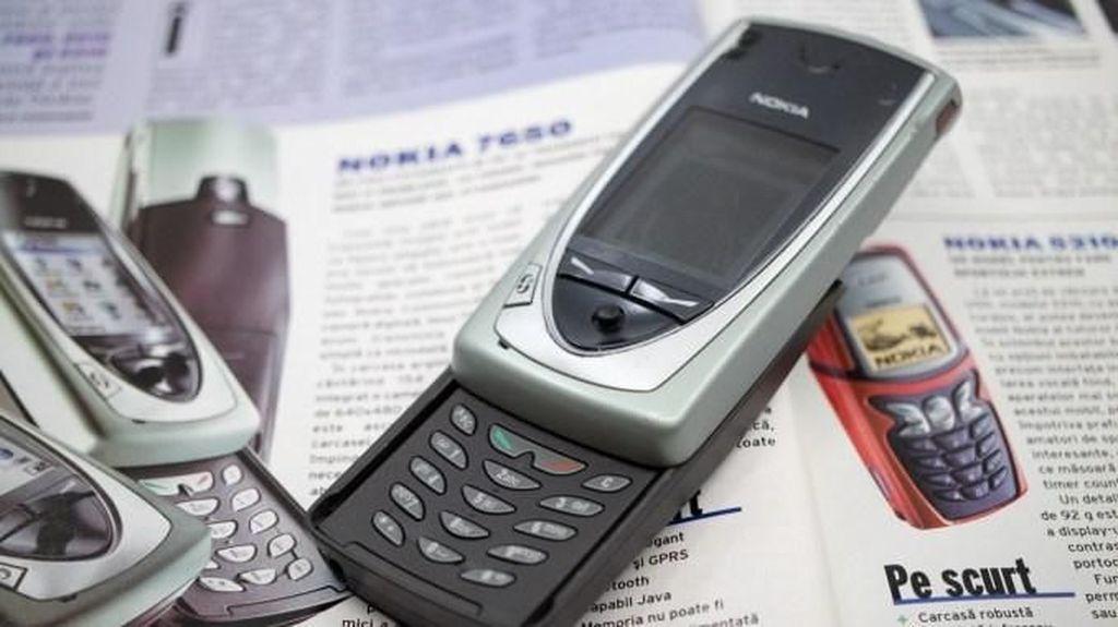 Nostalgia dengan Nokia 7650, Ponsel Ikonik yang Melegenda