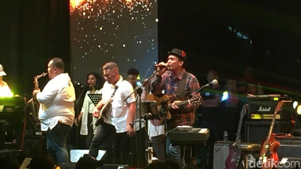Glenn Sukses Meriahkan Ramadhan Jazz Festival 2019
