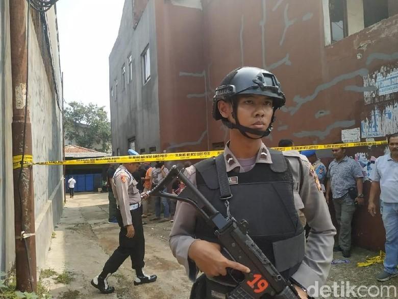 Polisi akan Musnahkan Bom Panci Milik Terduga Teroris Bogor