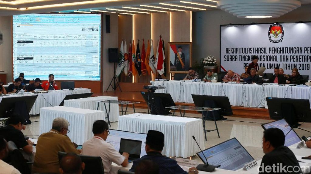 BPN Jelaskan Alasan Tak Tanda Tangani Rekapitulasi KPU DKI