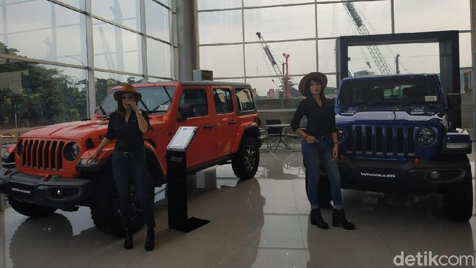 Jeep Goda Bintaro