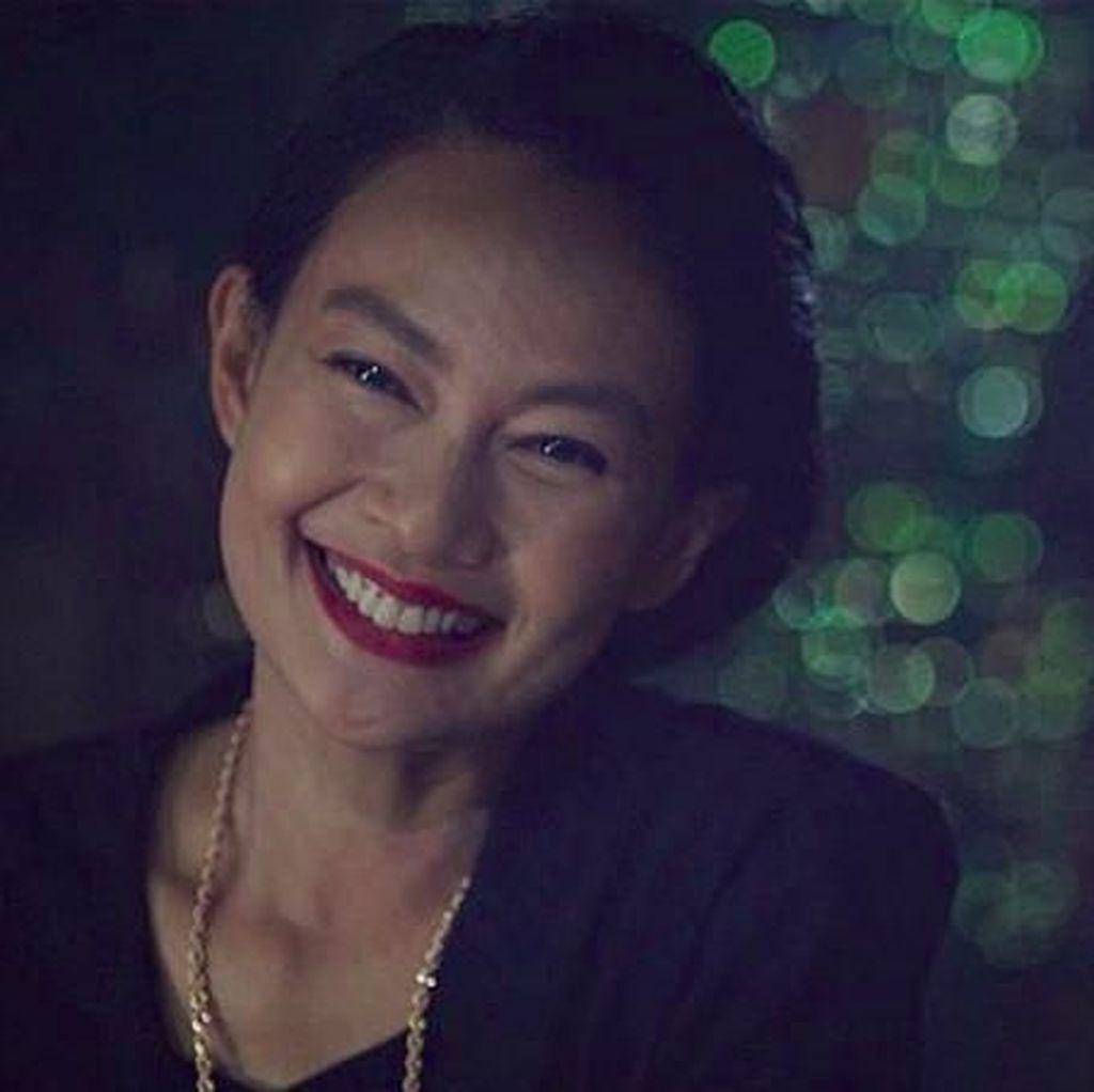 Lama Vakum, Endhita Jauh Menjelajahi Pedalaman Baduy di Film Ambu
