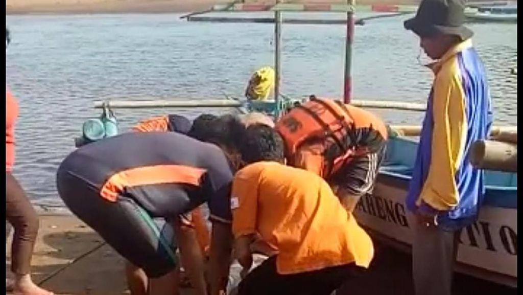 Seorang Wisatawan Tewas Tenggelam di Aliran Sungai Pantai Baron