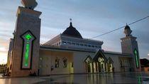 Masjid Megah di Kota Sabang