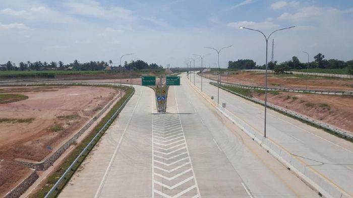 Tol Trans Sumatera/Foto: Dok. PT Hutama Karya (Persero)