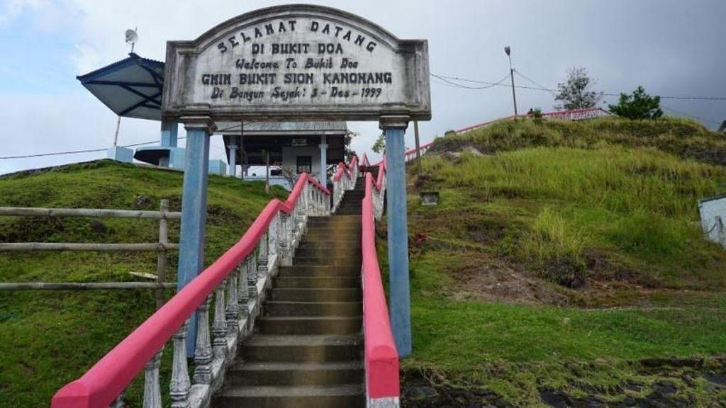 Bukit Kasih, Bukti Kerukunan Beragama di Manado