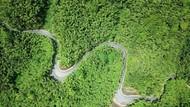 Jalan Cantik di Pegunungan China Ini Bantu Kurangi Kemiskinan