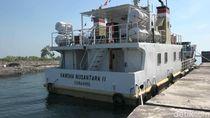 Kemenhub Siapkan Kapal Baru untuk Layani Pemudik ke Pulau Gili Ketapang
