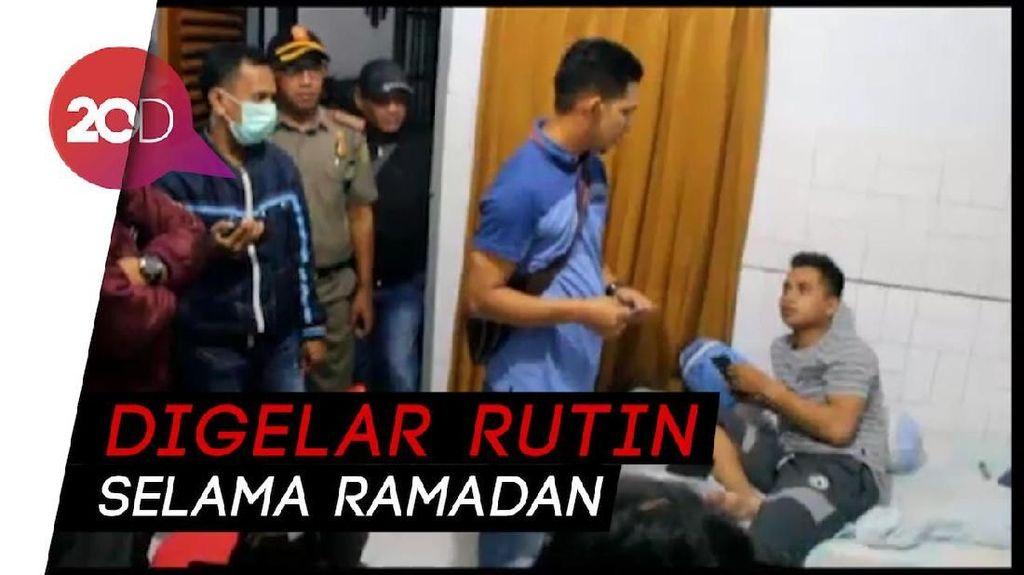 Razia Hotel di Bulan Ramadan, Tiga Pasangan Nonmuhrim Diamankan