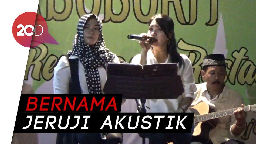 Tak Kalah Merdu, Band Binaan Lapas Banyuwangi Temani Buka Puasa