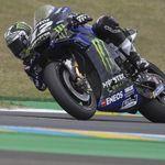 Lagi, Vinales Kalahkan Marquez di FP3 MotoGP Prancis