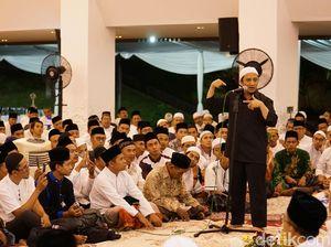 Yusuf Mansur Doakan Aksi 22 Mei di Jakarta Berlangsung Damai