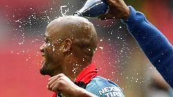Guardiola: Punya Pengaruh Besar, Kompany Sulit Dicari Penggantinya