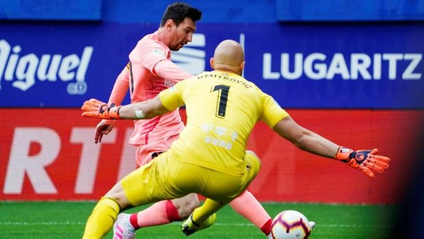 Messi Samai Rekor Berusia 66 Tahun