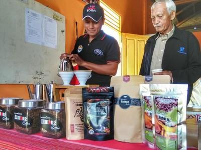 Upaya Kemenpar Angkat Potensi Kopi Desa Nagasaribu