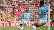 Gol Kedua Man City Diberikan ke Jesus, Sterling Batal Hat-trick