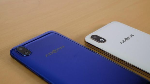 Advan i6C, Smartphone Murah dengan Fitur Anti-Maling