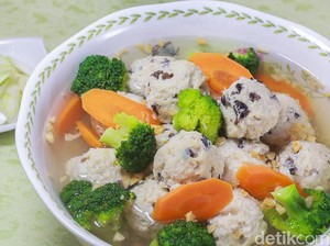 Resep Ramadan : Chicken Balls with Veggie