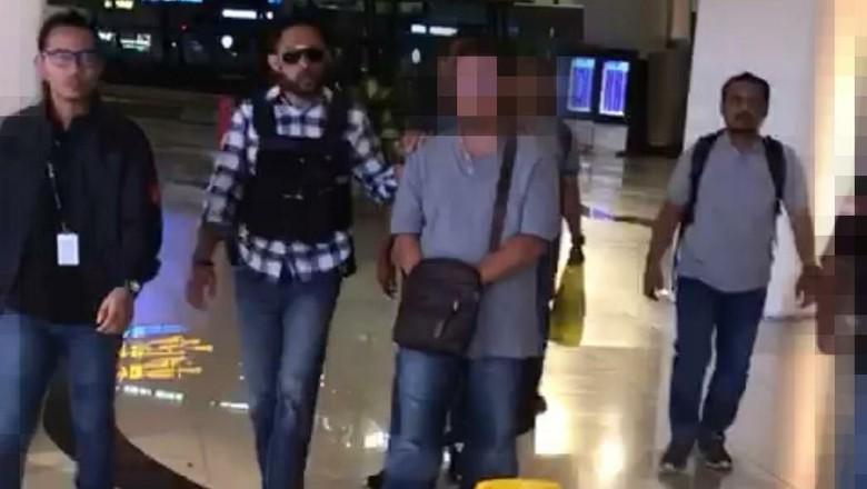 Polisi Tangkap Pilot yang Ajak Rusuh di 22 Mei