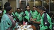 Saat Wali Kota Semarang Makan Sahur Bersama Driver Ojol