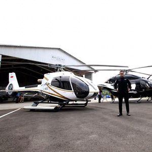 Mau Mudik Pakai Helikopter, Siapkan Duit Segini