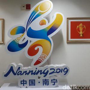 China Berhadapan dengan Thailand di Semifinal