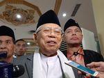 Maruf Amin: Indonesia Negara Damai, Tak Boleh Gunakan Ayat Perang