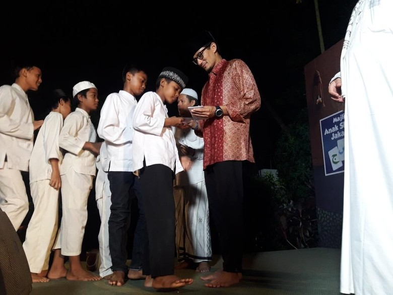 Ferdinand PD Berhenti Dukung Prabowo, Sandiaga Ucapkan Terima Kasih