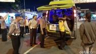 Cegah Massa 22 Mei Bawa Sajam, Penumpang di Pelabuhan Ketapang Dirazia