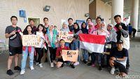 Eeeaaa for Indonesia Juga Ada di Nanning