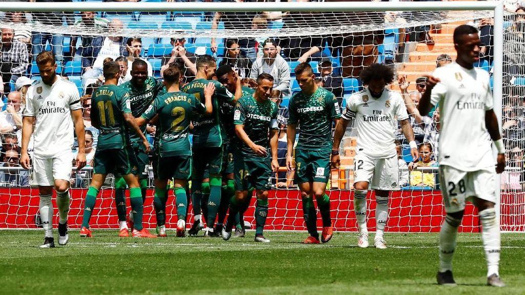 Salah Madrid Sendiri Kalau Musim Mereka Berantakan