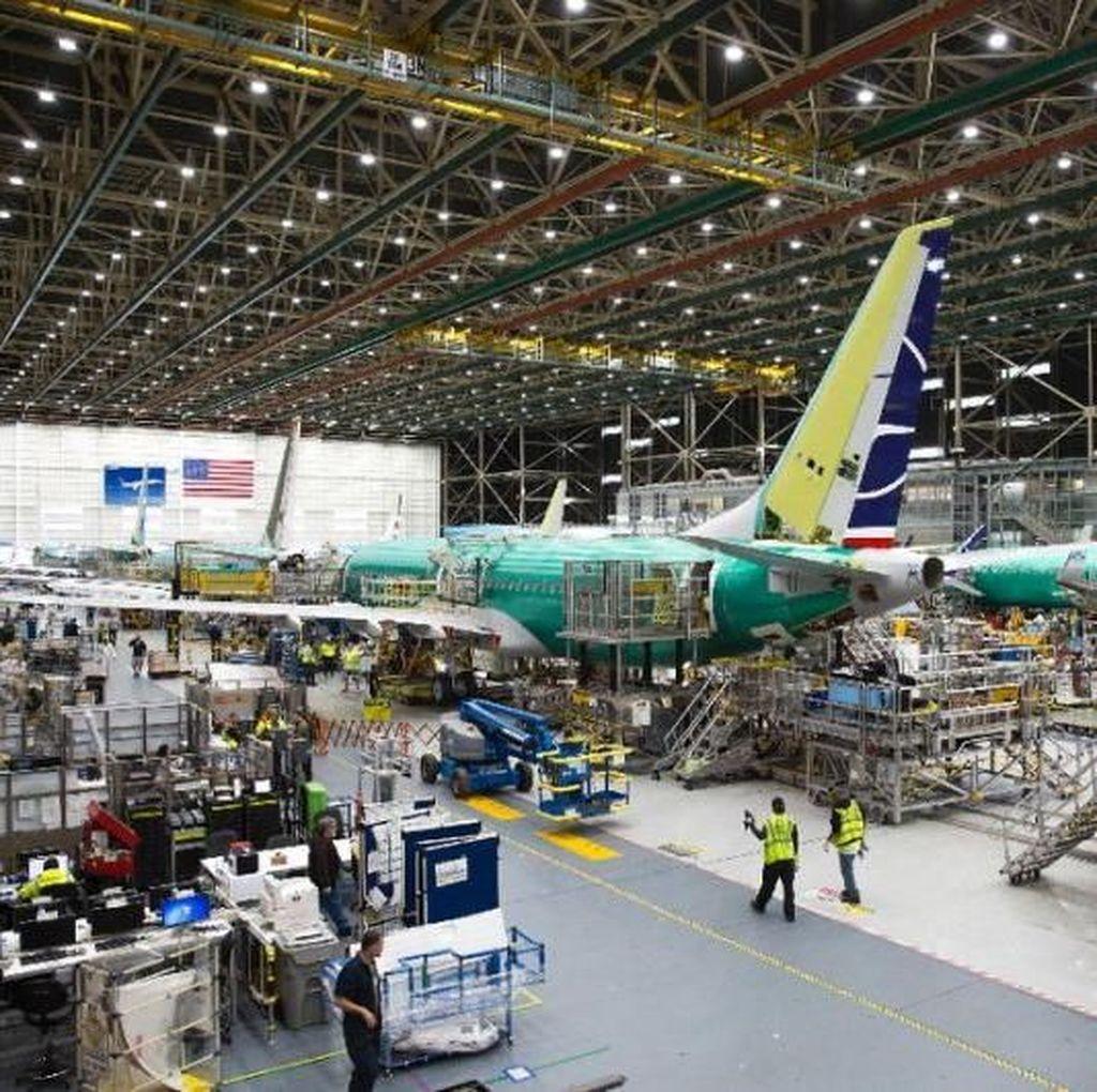 Boeing Akui Ada Cacat pada Software Simulator 737 MAX