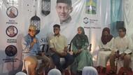Buka Bersama Relawan, Sandi Bicara Perkembangan Rumah Siap Kerja