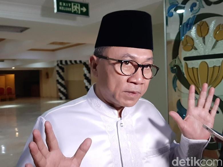 Harap 22 Mei Tertib, Zulkifli Hasan Harap Jokowi dan Prabowo Bertemu
