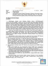 KPK, Surat Menteri Rini & Harap-Harap Cemas 7 Taipan Batu Bar