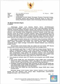 Dari Migas Sampai Batu Bara, Menteri Rini & The Sexy Letters