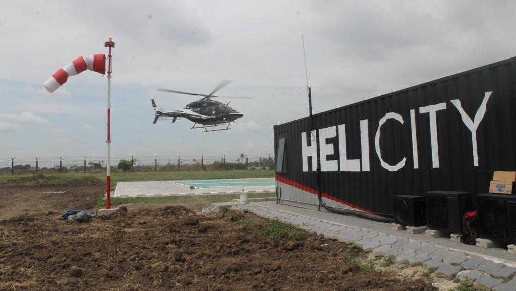 Mudik JKT-BDG Pakai Helikopter Cuma 30 Menit, Tertarik?