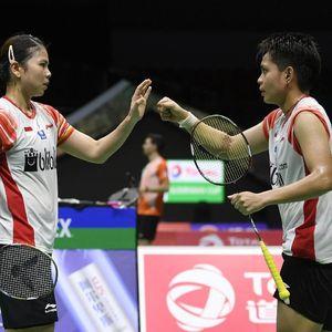 Jadwal Siaran Langsung Piala Sudirman: Indonesia vs Denmark
