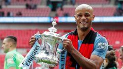 Kompany Tinggalkan Manchester City