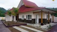 Before After Rumah Lalu Zohri yang Direnovasi Pemerintah