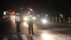 Jalur Pantura Probolinggo Dirazia Cegah Keberangkatan Massa Aksi 22 Mei