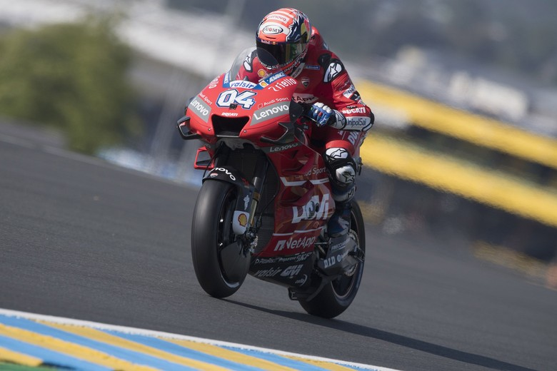 Andrea Dovizioso. Foto: Mirco Lazzari gp/Getty Images