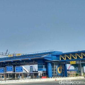 Begini Progres Pembangunan Gerbang Tol Pengganti Cikarang Utama